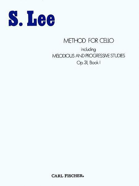 Method For Cello