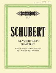Klaviertrios (Piano Trios) - Complete