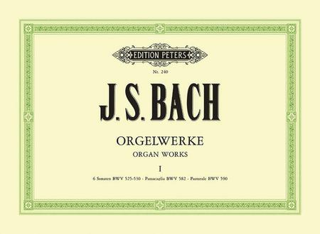 Organ Works Vol.1