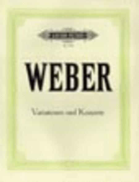Complete Piano Works Vol. 3: Variations & Concertos