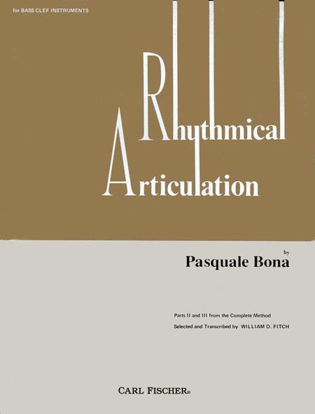 Rhythmical Articulation