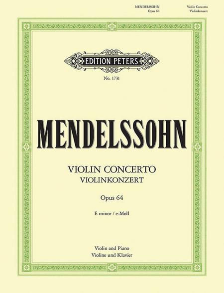 Violin Concerto in e minor Op. 64 (1844)