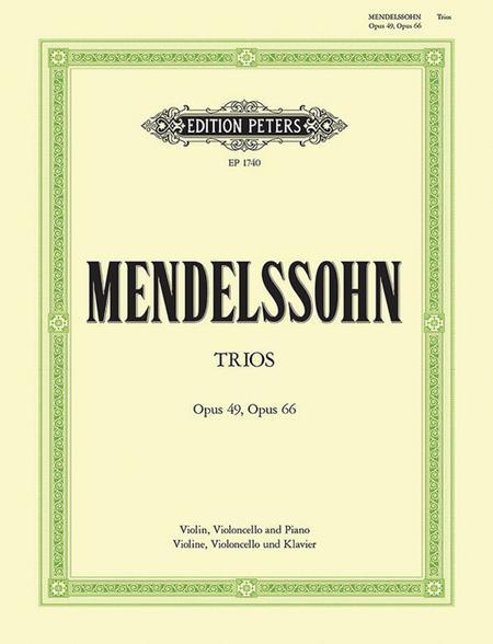 Piano Trios - Complete