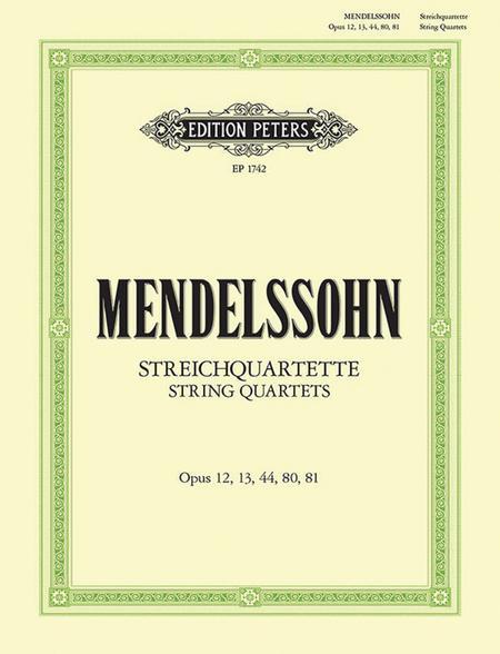 String Quartets, Complete Edition