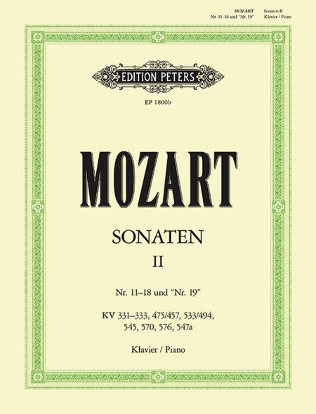 Piano Sonatas - Volume 2