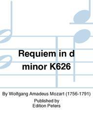 Requiem in d minor K626