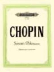 Sonata in G minor Op. 65; Polonaise in C Op. 3