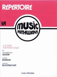 Music Pathways - Repertoire 3A