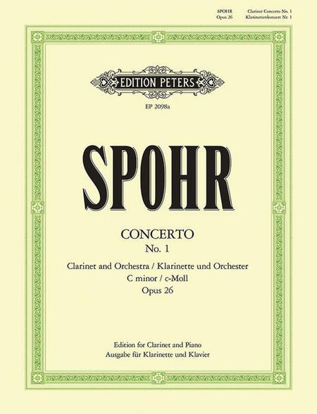 Clarinet Concerto No.1 in C minor