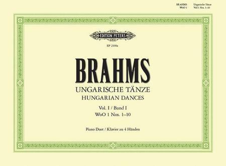 Hungarian Dances Volume 1