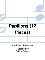 Papillons (12 Pieces)