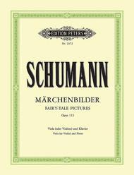 Merchenbilder (Fairytale Pictures) Op. 113