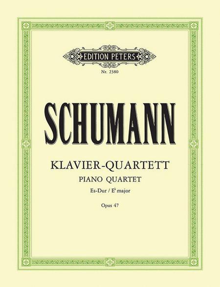 Piano Quartet, Opus 47