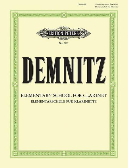Elementary Clarinet Tutor