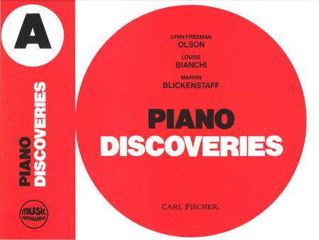 Music Pathways - Piano Discoveries A