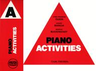 Music Pathways - Piano Activities A
