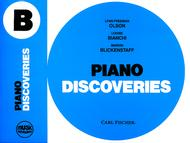 Music Pathways - Piano Discoveries B