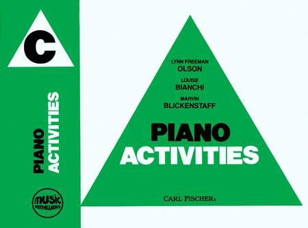 Music Pathways - Piano Activities C