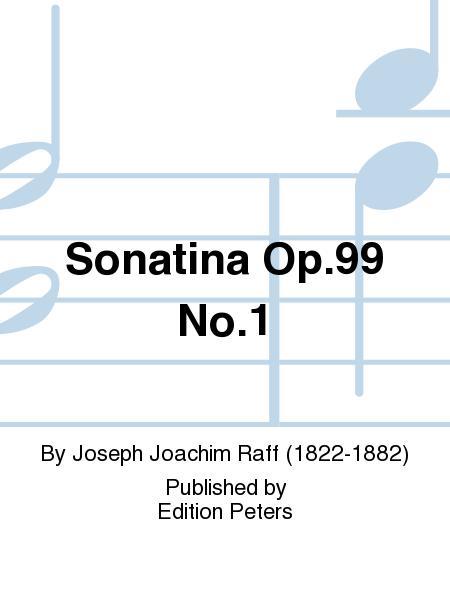 Sonatina Op. 99 No. 1