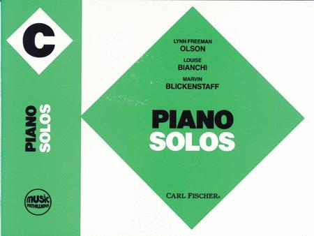 Music Pathways - Piano Solos C