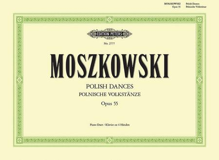Polish Dances Op. 55