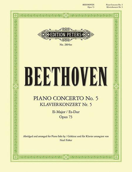 Piano Concerto No.5, Op. 73 in Eb Major -