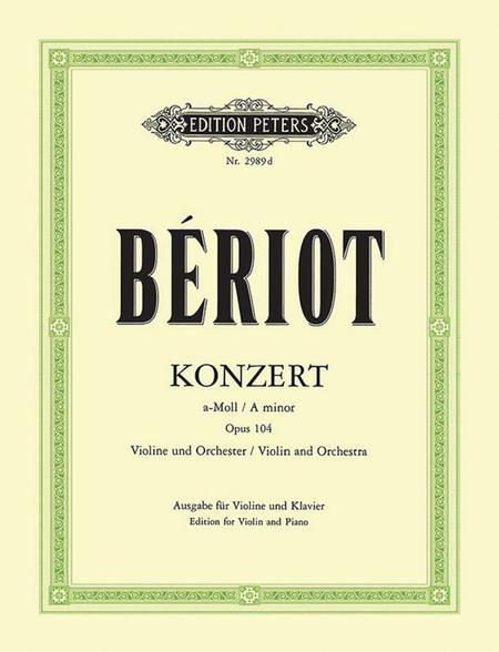 Concerto No. 9 in a minor Op. 104