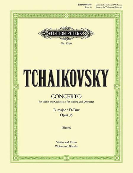 Concerto in D Op. 35