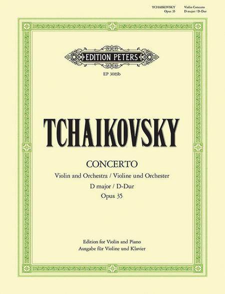 Violin Concerto in D major, Op.35