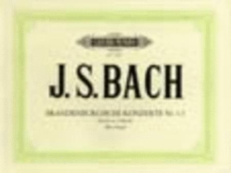 Brandenburg Concerti Nos. 1-3