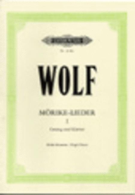 Morike-Lieder: 53 Songs Vol. 1