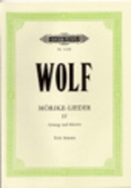 Morike-Lieder: 53 Songs Vol. 4