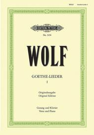 Goethe-Lieder: 51 Songs Vol. 1