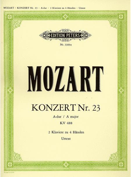 Piano Concerto No. 23 In A Major, K. 488