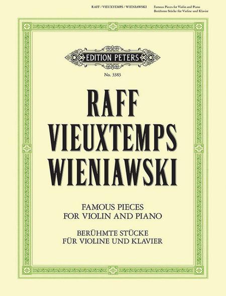Famous Violin Pieces