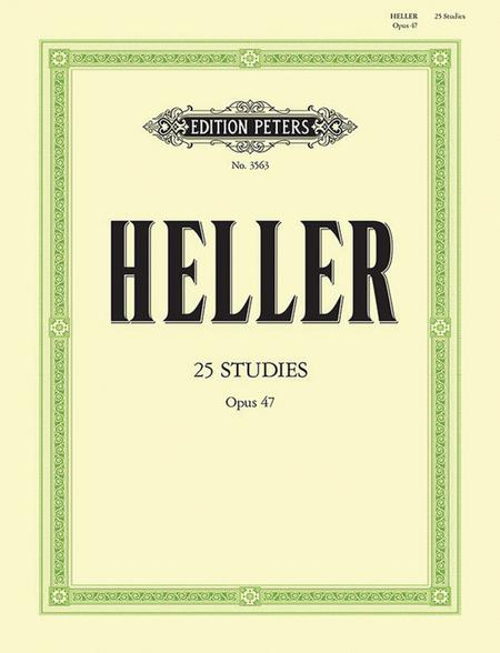 25 Studies for Rhythm and Expression Op. 47