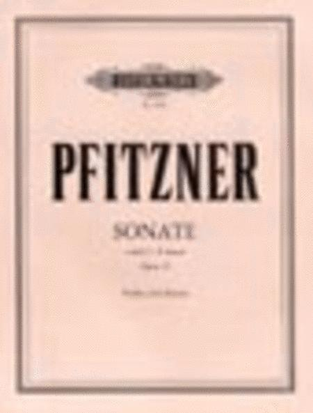 Sonata in E minor Op. 27
