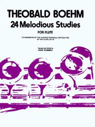 24 Melodious Studies
