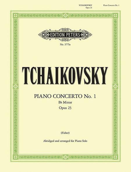 Piano Concerto No.1 in Bb minor