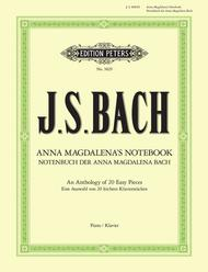 Notebook of Anna Magdalena Bach