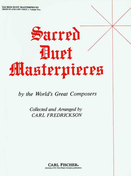 Sacred Duet Masterpieces
