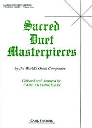 Sacred Duet Masterpieces