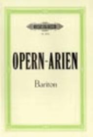 Opera Arias for Baritone