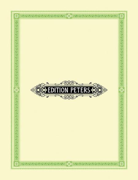 4 Duets from the Klavierubung Part 3