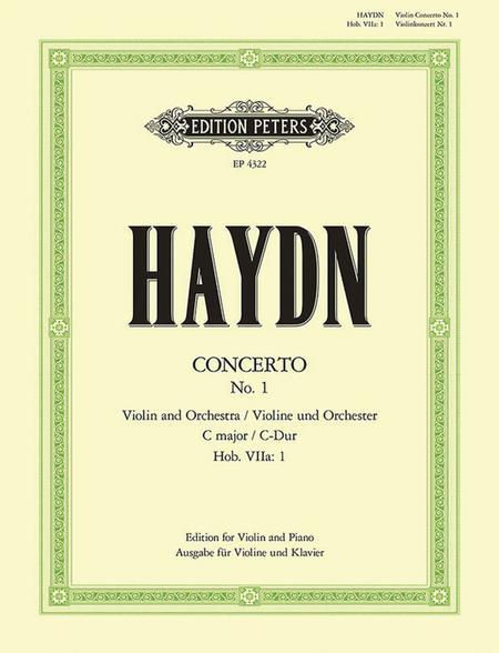 Violin Concerto In C Major