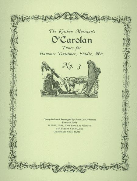 O'Carolan Tunes