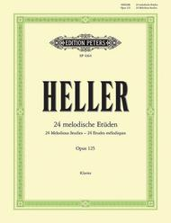 24 Melodious Studies Op. 125