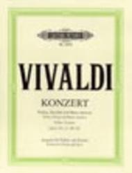 Concerto in E Major Op. 3 No. 12 RV 265