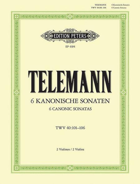 Canonic Sonatas