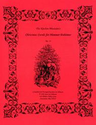 Christmas Carols for Hammer Dulcimer